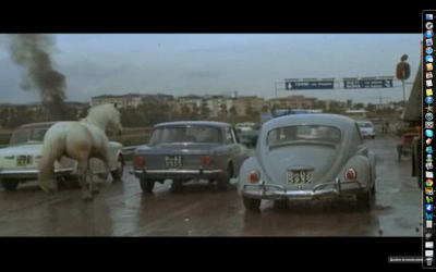 Photo extrait du film Roma de Fellini (1972)