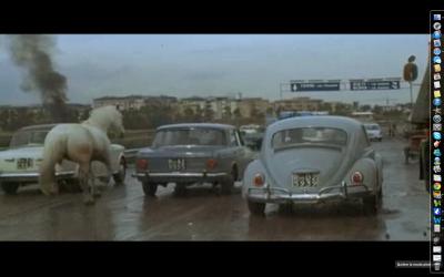Photo extrait du film Roma de Fellini (1972)