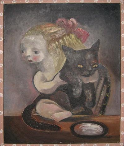 Nura Woodson Ulreich - Favorite Kitten, 1932