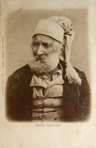 paysan de Taormina (Sicile) photo Bruno Giuseppe (1836-1904)