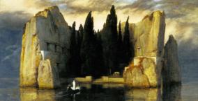 l'Île des Morts, Arnold Böcklin, 1883