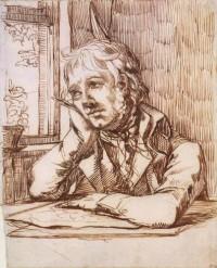 Caspar Friedrich - autoportrait