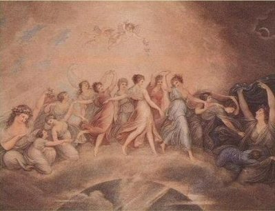 dance of the fairies, Richard Causway