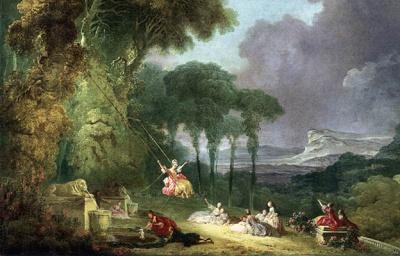 Fragonard, La Balançoire, 17
