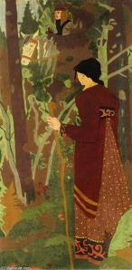 Paul-Serusier-The-Fairy-and-the-Knight-1
