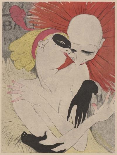 Walter Schnackenberg, Fasching – 1912, revue Simplicissimus