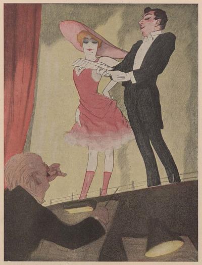Walter Schnackenberg, miverstndnis – 1912, revue Simplicissimus