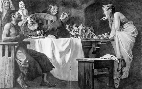 Hermann Knopf, das riesenspielzeug