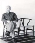 Hans J. Wegner (1914-2007), designer danois
