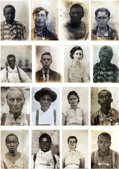 Photographs from the Arkansas State Prison (1915-1937) by Bruce Jackson