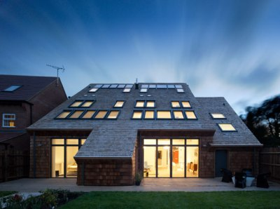 Carbon Light Home au Royaume-Uni