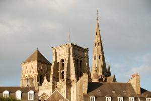 cathédrale de Guingamp