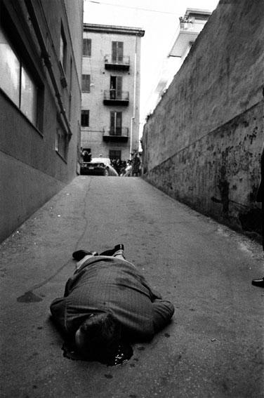 Meurtre de Giuseppe Lo Baido, 7 mars 1977