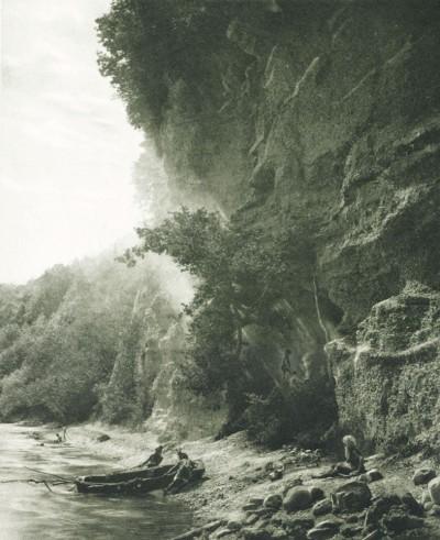 les Troglodytes - photographe Frederik Boissonnas