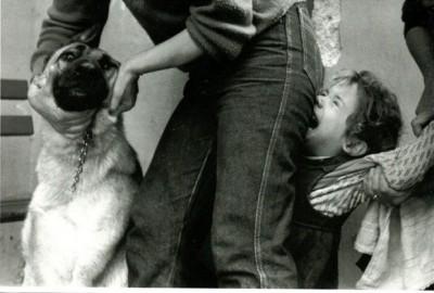 1990, Palerme, la Vucciria