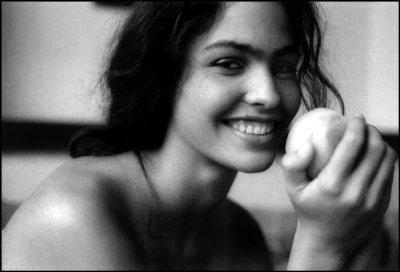 l'actrice espagnole Inès Sastre