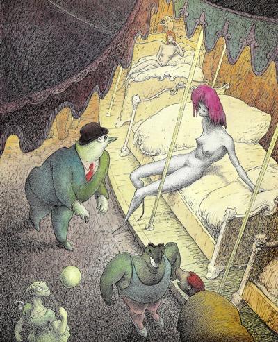 Walter Schnackenberg - Ein Karussell träumt (1950)