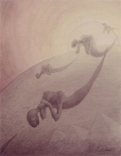 Walter Schnackenberg - Surreal Fig 2