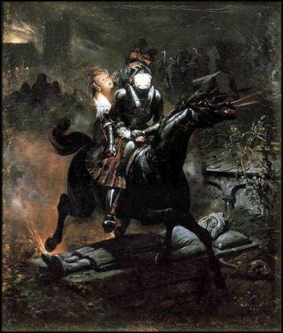 Léonore - Horace Vernet - 1839
