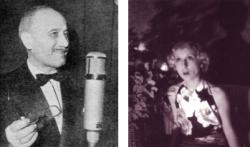 Jean Nohain et Mireille