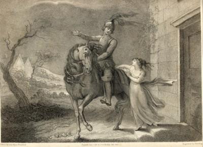 Lénore - illustration 1796