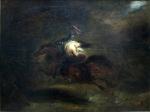 Lénore. Les morts vont vite - Ary Scheffer - début XIXe siècle