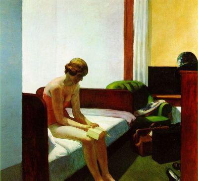 Edward Hopper - Chambre d'Hôtel - 1931