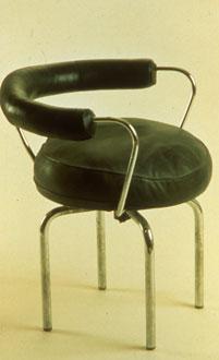 Swivel chair B302 de Charlotte Perriand, Le Corbusier, Edouard Jeanneret - années 1928-29