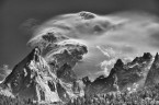 Aiguilles de Chamonix – photo de Clément Jourdheuil