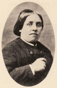 Amélie Gex (1835-1883), femme de lettres.