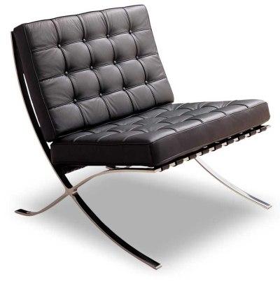 Mies van de Rohe - la chaise barcelona - 1929