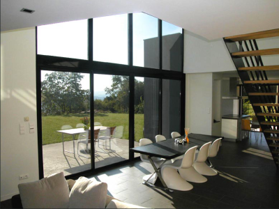 Home, sweet home : une maison de Claude Veyret, architecte ...