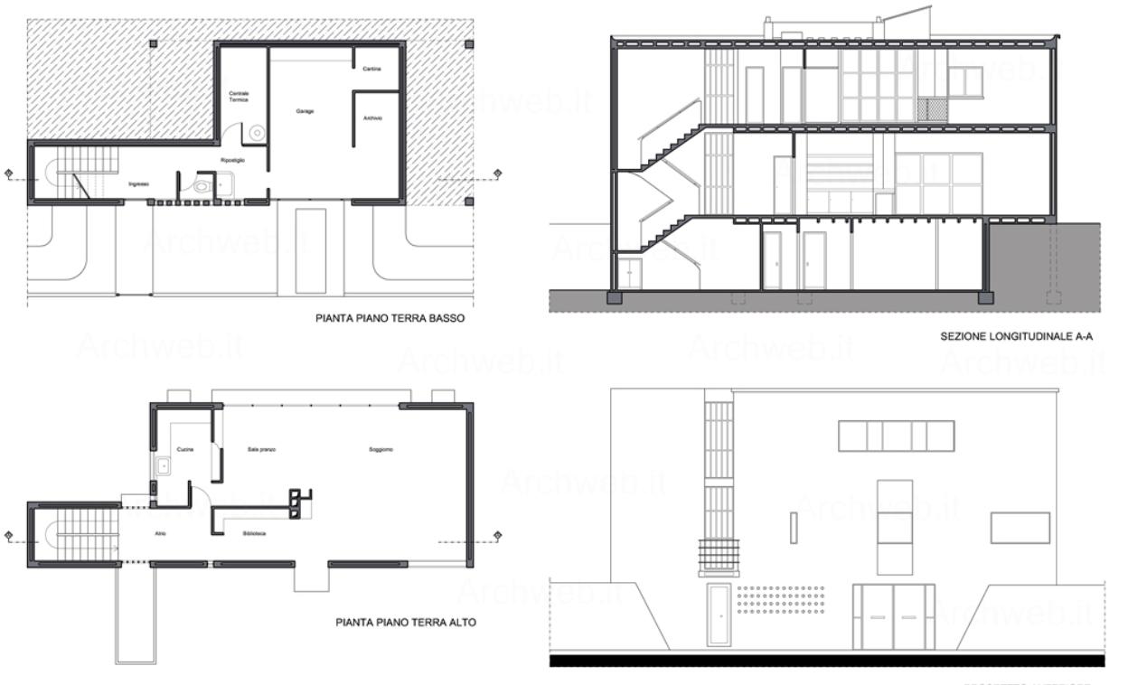 Villa Besnus Ker Ka R Le Corbusier 1922 De