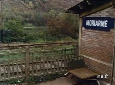 Un balcon en forêt, le film
