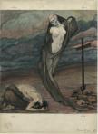 Jeanne Mammen - »Tod« (»Hl. Antonius«)