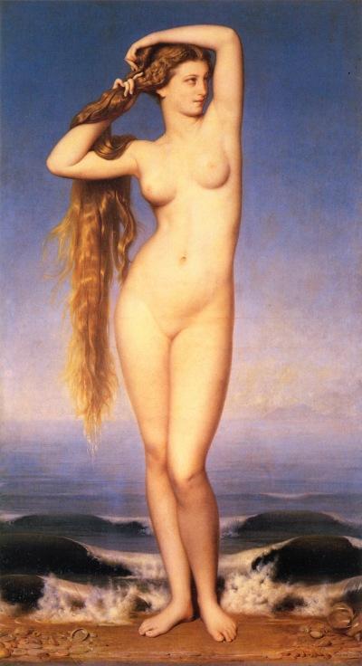 Amaury-Duval - la Naissance de Vénus - 1862