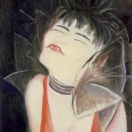 Jeanne Mammen - Valeska Gert - vers 1929