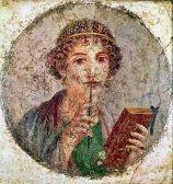 Portrait de jeune fille supposé représenter Sapho