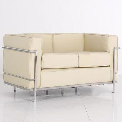 canapé LC-2 créé par Le Corbusier