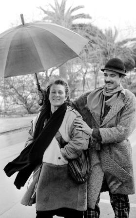 Letizia Battaglia et Franco Zecchin