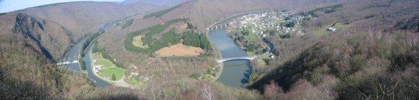 La Meuse à Laifour