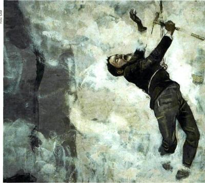 Hodler - La chute
