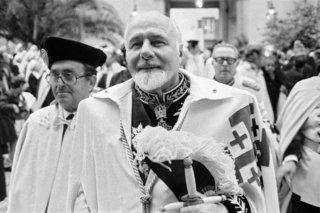 Franco Zecchin - Palerme, 1982 - Arturo Cassina, chevalier du Saint-Sépulcre.