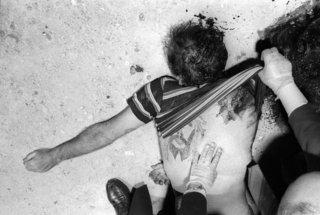 Franco Zecchin - Palerme, 1982 - Homicide de G. Mineo.