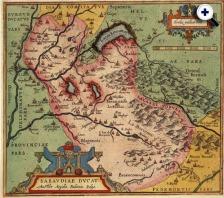 Le duché de Savoie de Boileau de Bouillon. 1579