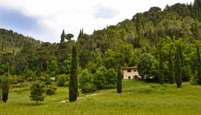 Paysage de Val di Pesa, Toscane
