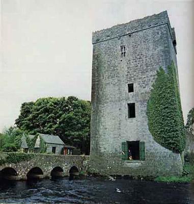 Toor Ballylee de Yeats