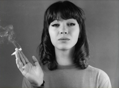Anna-Karina-bangs-and-cigaret