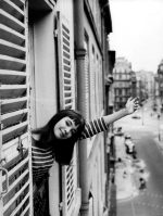 Anna Karina, Paris 1963 - photo Lennart-Green