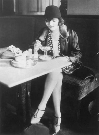 Berlin 1920 - Romanisches Café à Berlin
